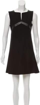 Rachel Zoe Wool Shift Dress