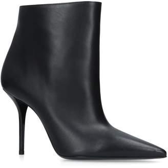 Saint Laurent Pierre Ankle Boots 95