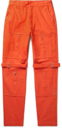 Ambush Tapered Cotton-Canvas Trousers