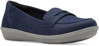 Clarks Cloudsteppers By Ayla Form Slip-On Loafers