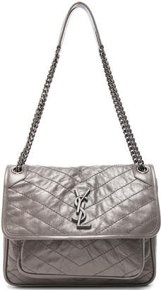 Saint Laurent Medium Niki Monogramme Chain Bag