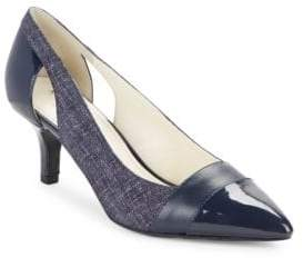 Anne Klein First Class Pointed-Toe Heels