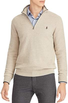 Polo Ralph Lauren Half-Zip Sweater