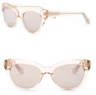 Elizabeth and James Vale 52mm Cat Eye Sunglasses