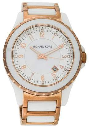 Michael Kors Geneva Watch