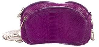Rebecca Minkoff Embossed Leather Crossbody Bag