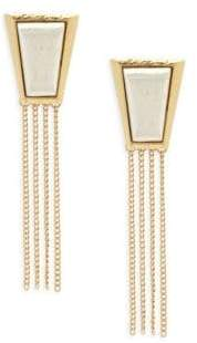 Stephanie Kantis Impose Sterling Silver Earrings