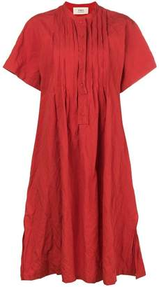 Ports 1961 crease effect shirt dress