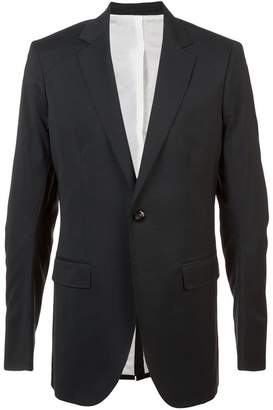 Thamanyah straight fit suit jacket