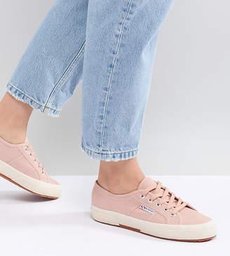 ae6ff2f6abb Superga Canvas Lace-up Shoes - ShopStyle UK