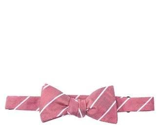 Vince Camuto Valeria Stripe Print Bow Tie