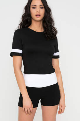 Ardene Fold Over Waist Shorts