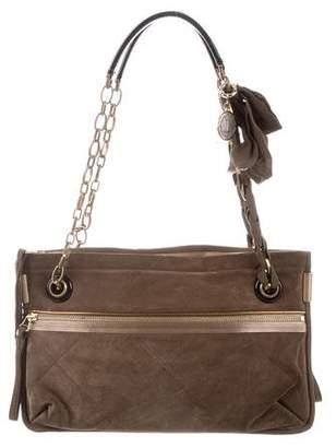 Lanvin Suede Amalia Bag