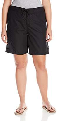 Kanu Surf Women's Plus-Size Marina Boardshort