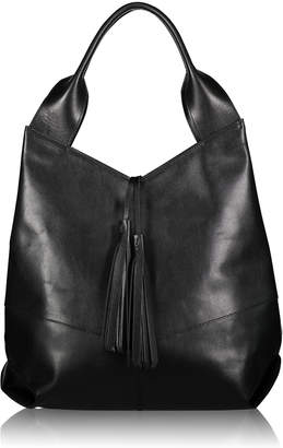 Joanna Maxham Afficianado Tote Black Nappa Leather