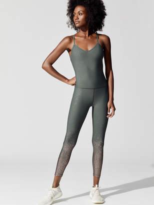 Beyond Yoga Alloy Ombre Elevation Midi Bodysuit