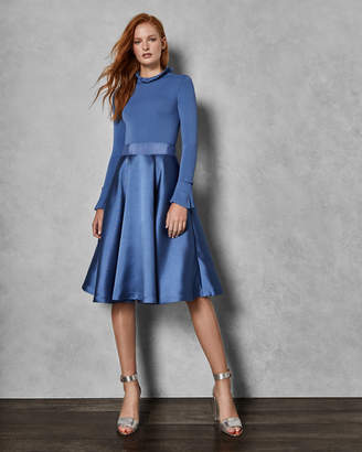 Ted Baker ZADI Frill cuff dress