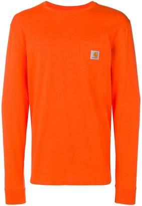 Carhartt Heritage chest pocket sweatshirt