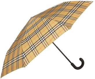 Burberry Leather Handle Umbrella