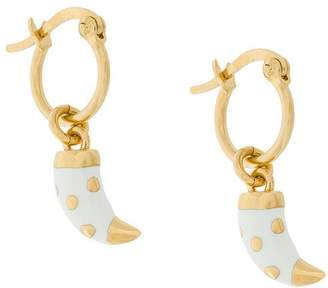 Aurelie Bidermann Caftan Moon earrings