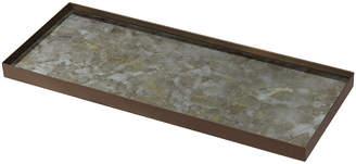 Fossil Organic Glass Tray