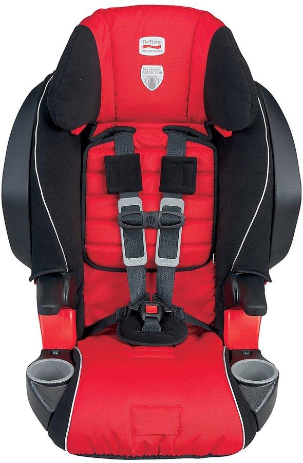 Britax Frontier 85 SICT Booster Car Seat - Cardinal