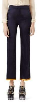 Gucci Duchesse Ankle Pants