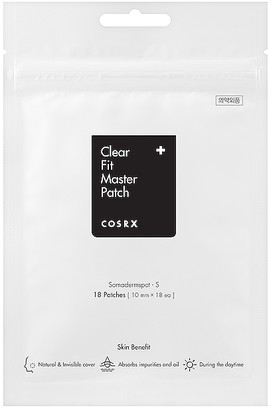 clear COSRX Fit Master Patch