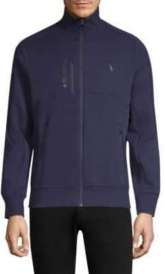 Polo Ralph Lauren Double-Knit Tech Track Jacket