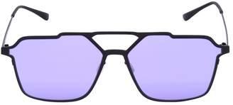Italia Independent I-Metal 0255 Geometric Sunglasses