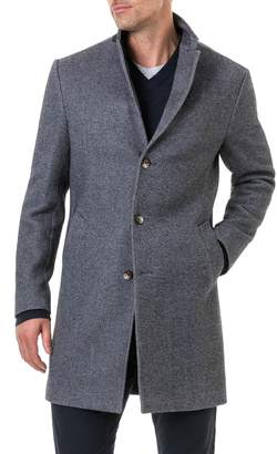 Rodd & Gunn Calton Hill Wool Blend Coat