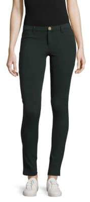 M Missoni Solid Low-Waist Pants