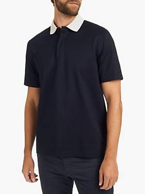 4a93257baa3a at John Lewis and Partners · HUGO BOSS BOSS Pack Slim Fit Polo Shirt, Dark  Blue