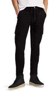 RtA MEN'S COTTON MOLESKIN CARGO TROUSERS