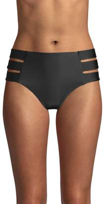 Tori Praver Women's Amalie High-Waisted Bottom
