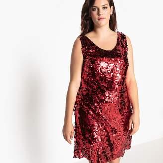 CASTALUNA PLUS SIZE Sequin Dress