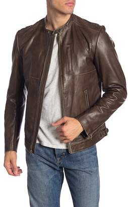 Moto LAMARQUE Greg Leather Jacket