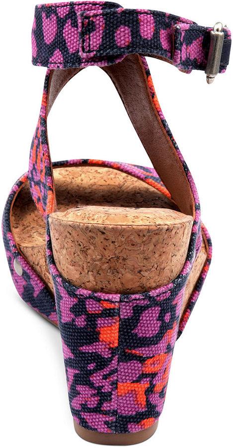 Lucky Brand Shoes, Moran Platform Wedge Sandals