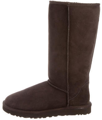 UGG UGG Australia Suede Classic Tall Boots
