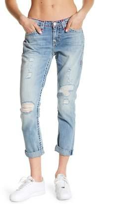 True Religion Audrey Slim Boyfriend Super T Jeans