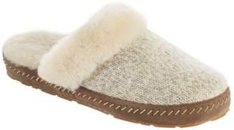 L.L. Bean L.L.Bean Women's Wicked Good Slipper Slide, Ragg Wool