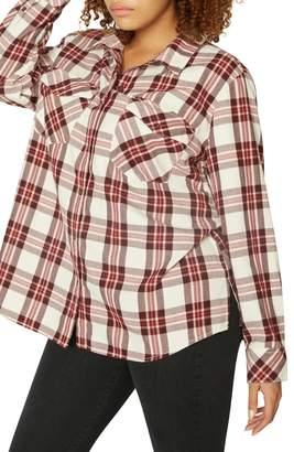 Sanctuary Boyfriend for Life Flannel Shirt