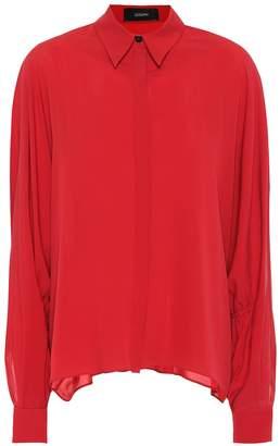 Joseph Yeats silk blouse