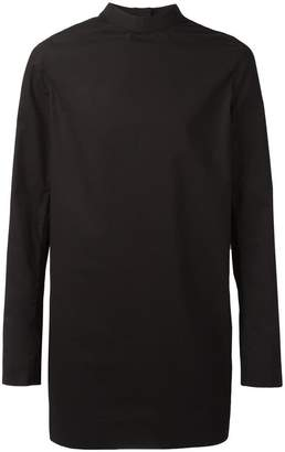 Rick Owens Moody long sleeve tunic