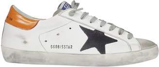 Golden Goose Superstar Contrast Sneakers