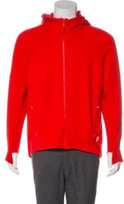 Nike Hooded Zip-Front Jacket