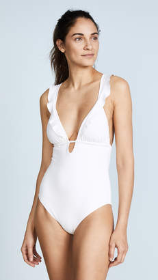 Eberjey So Solid Grayson One Piece