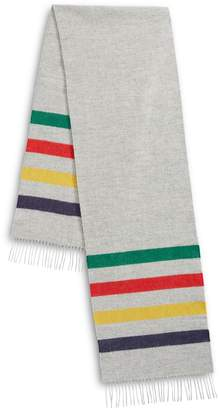 Johnstons of Elgin Hbc Stripes HBC x Everyday Wool Scarf