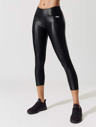 "Running Bare HIGH RISE ""ATHLETICA"" 7/8 TIGHT"