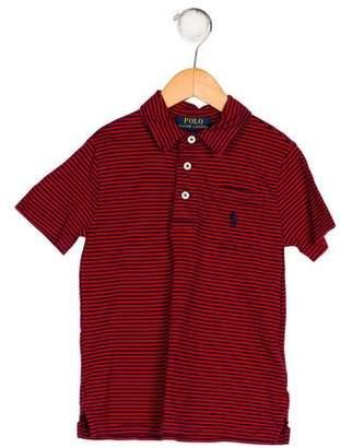 Polo Ralph Lauren Boys' Striped Knit Shirt